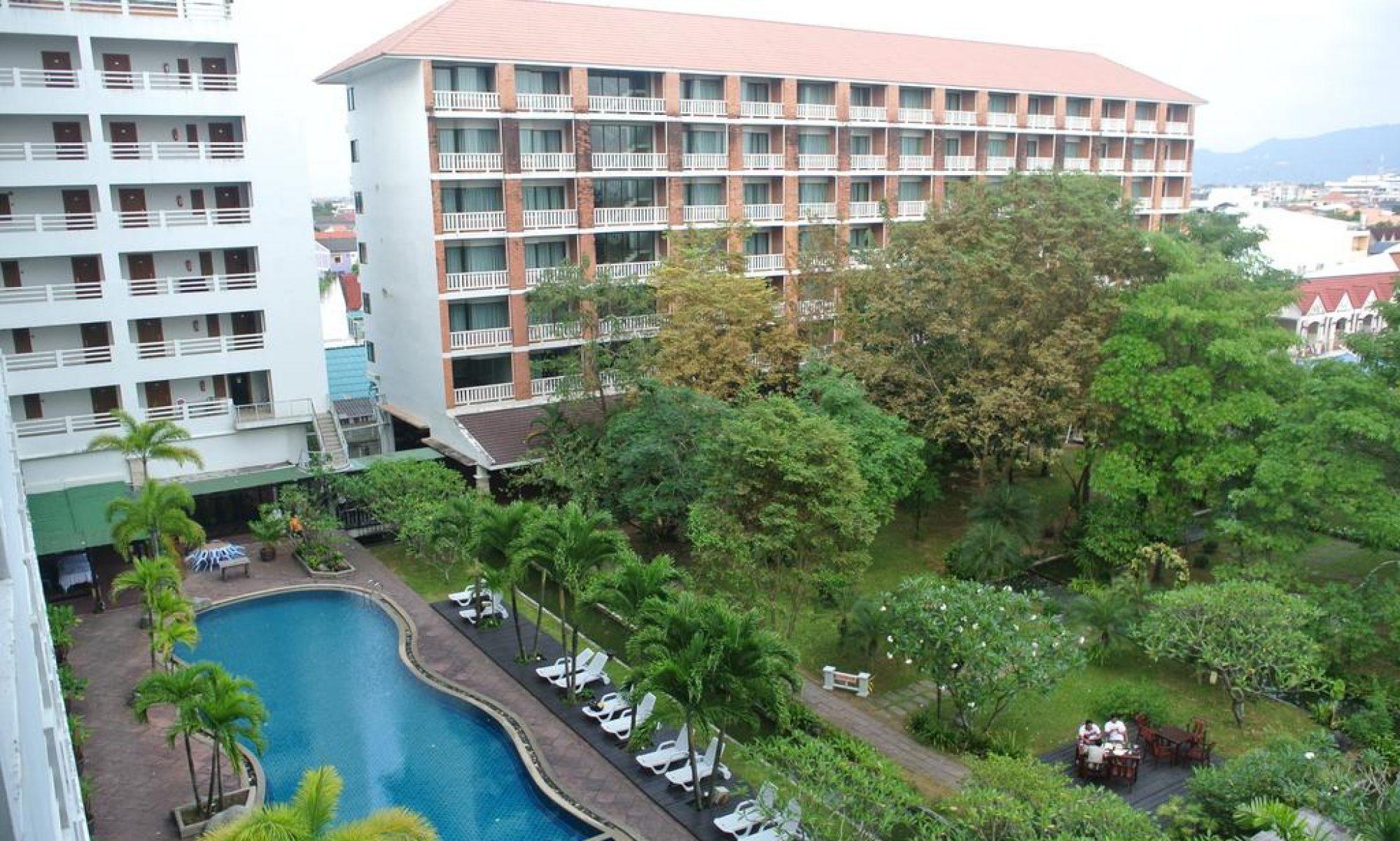 Hatyai Paradise Hotel